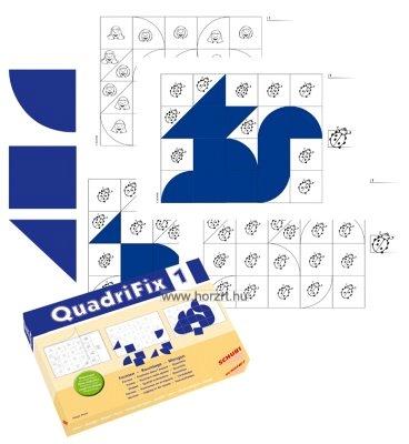 Lernspielzeug Schubi 71467 Quadrifix 1